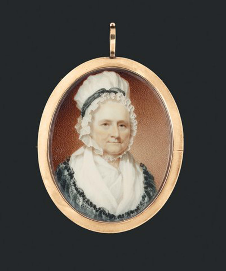 Martha Washington - Flora Fraser
